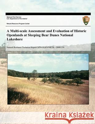 A Multi-Scale Assessment and Evaluation of Historic Openlands at Sleeping Bear Dunes National Lakeshore R. Gregory Corac P. Charles Goebel Thomas C. Wyse 9781493704965