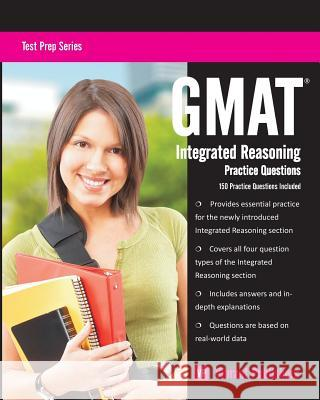 GMAT Integrated Reasoning Practice Questions Vibrant Publishers 9781494232146