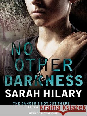 No Other Darkness: A Detective Inspector Marnie Rome Mystery - audiobook Sarah Hilary Justine Eyre 9781494502867 Tantor Audio