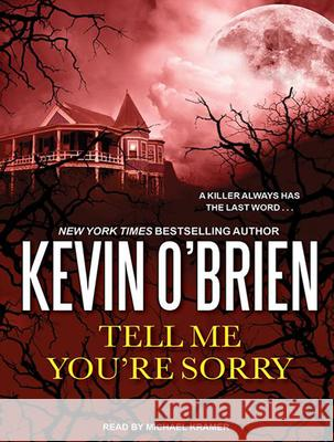 Tell Me You're Sorry - audiobook Kevin O'Brien Todd Haberkorn 9781494550790