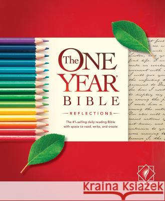 The One Year Bible Reflections-NLT  9781496416797