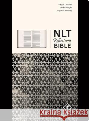 NLT Reflections Bible: The Bible for Journaling  9781496418036