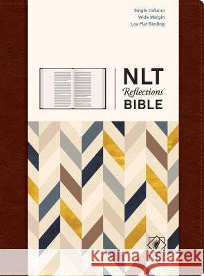 NLT Reflections Bible: The Bible for Journaling  9781496418043
