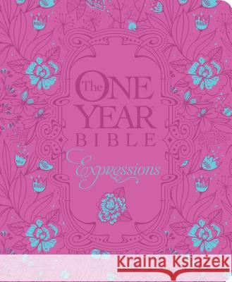 The One Year Bible Creative Expressions, Deluxe  9781496420152