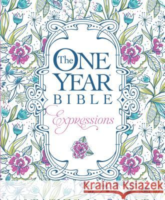 The One Year Bible Creative Expressions  9781496420169