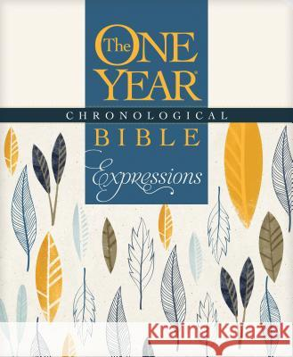 The One Year Chronological Bible Creative Expressions  9781496420183
