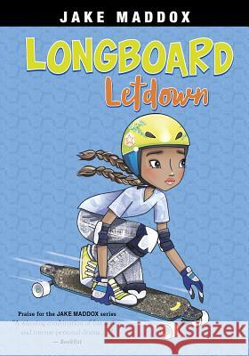 Longboard Letdown Jake Maddox Katie Wood 9781496549747