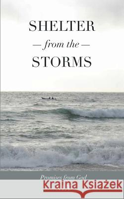 Shelter from the Storms; Promises from God Linda Jones 9781498430005