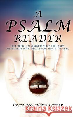 A Psalm Reader Joyce McCullers Lanier 9781498459273