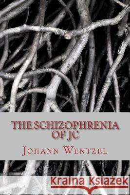 The Schizophrenia of Jc Johann Wentzel 9781499394474
