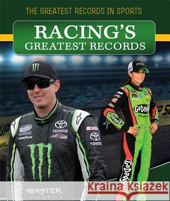Racing's Greatest Records Heather Moore Niver 9781499402346