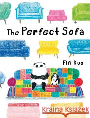 The Perfect Sofa Fifi Kuo 9781499807424