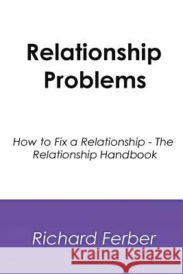 how to fix problems in your relationship