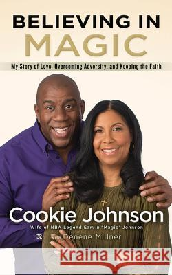 Believing in Magic - audiobook Cookie Johnson Robin Miles 9781501274602