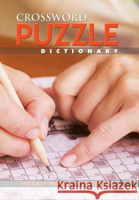Crossword Puzzle Dictionary Murali Mohan Hundigam 9781503526204