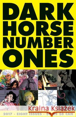 Dark Horse Number Ones Gerard Way Gabriel Baa Joeelle Jones 9781506702964