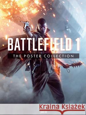 Battlefield 1: The Poster Collection Ea Dice 9781506703039