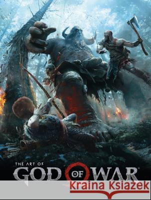 The Art of God of War Sony Interactive Entertainment           Santa Monica Studios 9781506705743