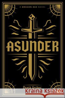 Dragon Age: Asunder Deluxe Edition David Gaider Stefano Martino Andres Ponce 9781506708041 Dark Horse Books