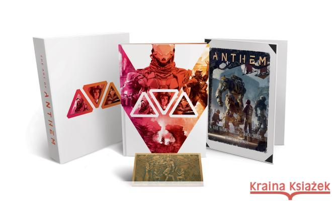 The Art of Anthem Limited Edition Bioware 9781506711072