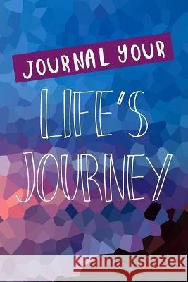 Journal Your Life's Journey: Journals to Write in for Women Cute Plain Blank Notebooks Journal You Blank Book Billionaire 9781507872482