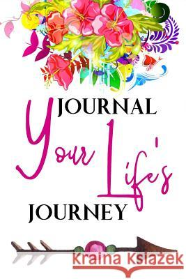 Journal Your Life's Journey: Journals to Write in for Women Cute Plain Blank Notebooks Journal You Blank Book Billionaire 9781508476177
