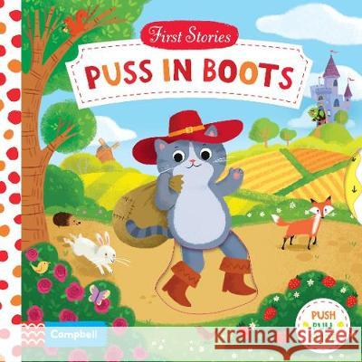 Puss in Boots Campbell Books 9781509851713 Pan Macmillan