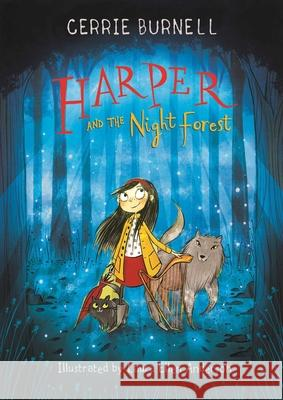 Harper and the Night Forest Cerrie Burnell Laura Ellen Anderson 9781510734838