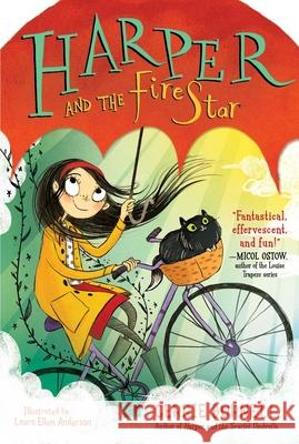 Harper and the Fire Star, Volume 4 Cerrie Burnell Laura Ellen Anderson 9781510757738