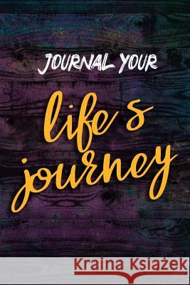 Journal Your Life's Journey: Journals to Write in for Women Cute Plain Blank Notebooks Journal You Blank Book Billionaire 9781511463454