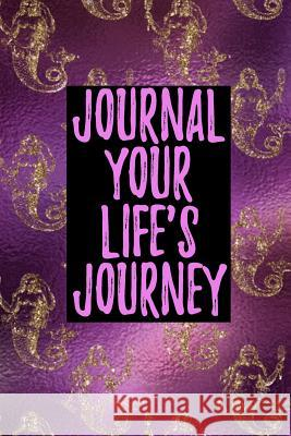 Journal Your Life's Journey: Journals to Write in for Women Cute Plain Blank Notebooks Journal You Blank Boo 9781515092759