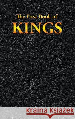 Kings: The First Book of King James 9781515440888