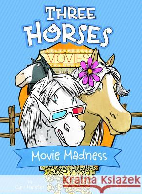 Movie Madness: A 4D Book Cari Meister Stephen Gilpin 9781515829546