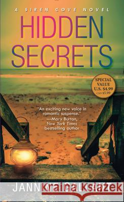 Hidden Secrets Jannine Gallant 9781516103782