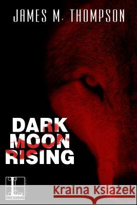 Dark Moon Rising James M. Thompson 9781516104154