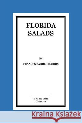 Florida Salads Frances Barbe 9781517119836