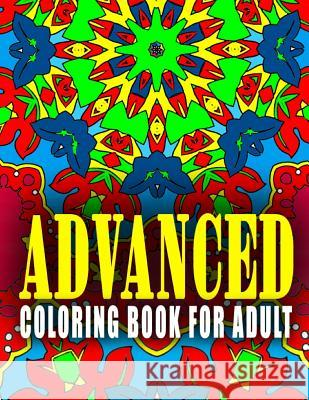 Advanced Coloring Book for Adult - Vol.7: Advanced Coloring Books Advanced Coloring Books                  C. J. Art-Lab 9781517660703