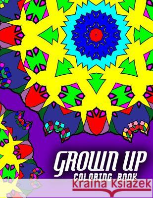 Grown Up Coloring Book - Vol.3: Grown Up Coloring Book Mandala Grown Up Coloring Book Mandala           C. J. Art-Lab 9781517711887