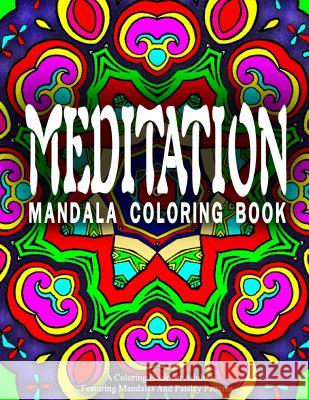 Meditation Mandala Coloring Book - Vol.2: Women Coloring Books for Adults Women Coloring Books for Adults          Relaxation Coloring Books for Adults 9781519510174
