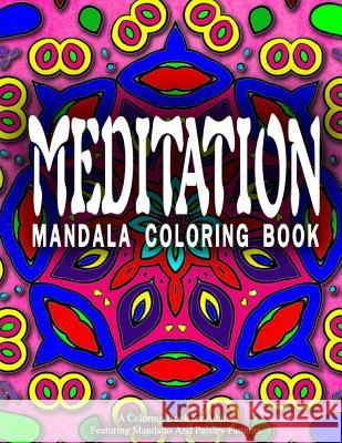 Meditation Mandala Coloring Book - Vol.5: Women Coloring Books for Adults Women Coloring Books for Adults          Relaxation Coloring Books for Adults 9781519510228