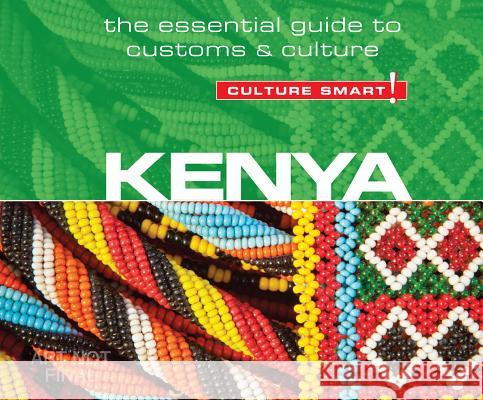 Kenya - Culture Smart!: The Essential Guide to Customs & Culture - audiobook Jane Barsby 9781520031330