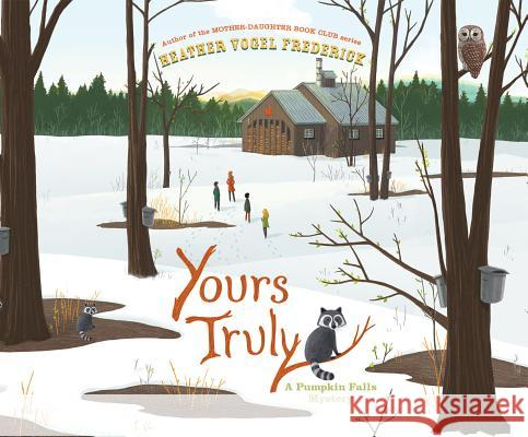 Yours Truly - audiobook Heather Vogel Frederick 9781520061122