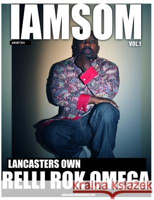 Iamsom Magazine Vol. 1 Som Networks 9781523234929