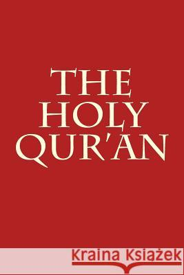 The Holy Qur'an: Conservative American Translation Amer Khan 9781523420810 Createspace Independent Publishing Platform