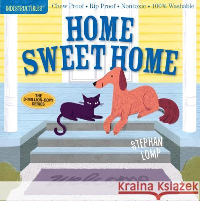 Indestructibles: Home Sweet Home Stephan Lomp Amy Pixton 9781523502080