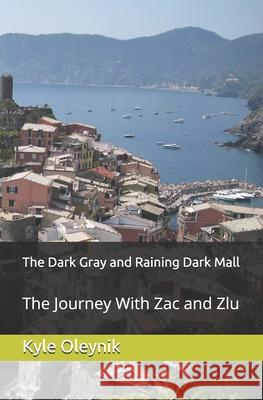 The Dark Gray and Raining Dark Mall: The Journey with Zac and Zlu Kyle Oleynik 9781523671328