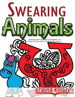 Swearing Coloring Book For Adults Ksiazki Krainaksiazek Pl
