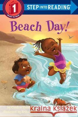 Beach Day! Candice Ransom Erika Meza 9781524720438