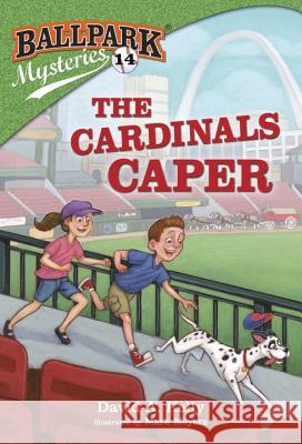 The Cardinals Caper David A. Kelly Mark Meyers 9781524767518