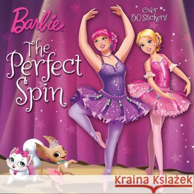 The Perfect Spin (Barbie) Random House 9781524769079